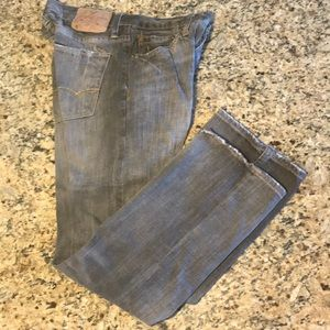 American Eagle Charcoal Slim Straight 28/30 Jeans